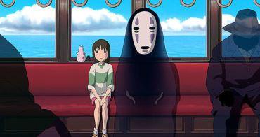 《神隱少女》千尋搭上的「火車」藏了很深的含義!過了這麼多年你搞懂了嗎?-動漫的故事