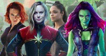 《復仇者聯盟4》最後大戰「女性超級英雄集結」的鏡頭,竟藏了 2 個特殊意義.... - 我們用電影寫日記