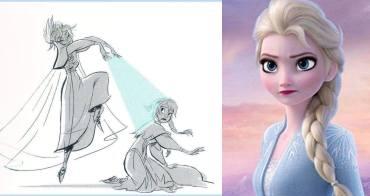 「《冰雪奇緣2》Elsa 最初設定竟然是大反派!」導演首度揭秘,將反派打造成 Elsa 女王的過程... - 我們用電影寫日記