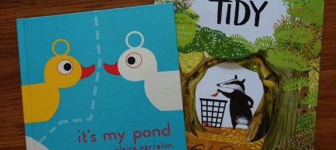 [親子共讀] 搶東西小人適讀|It's My Pond 和孩子討論「物權觀念」