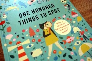 小小孩的第1本找找認知書|One Hundred Things to Spot