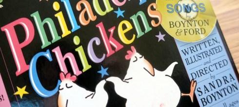 獲葛萊美獎提名的音樂CD書|星光閃亮的Philadelphia Chickens|17位名人跨刀錄製