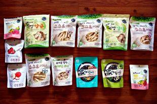 金腸胃最近吃什麼 我們家愛吃的天然韓國好食
