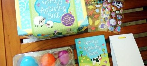 動動小手時間到 Spring Activity Box春天禮物彩蛋盒