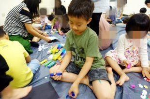 [感覺統合紀錄] 孩子躁動|因環境變化而起伏的【觸覺敏感】