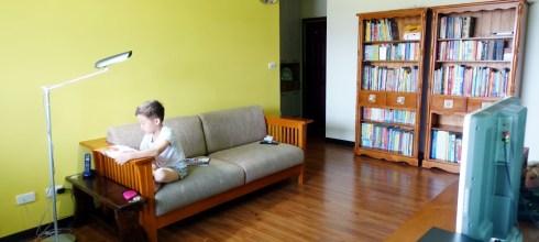 小宅裝潢日記-終於完成了
