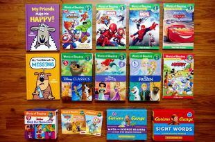 [親子共讀] 適合小小孩的英語橋樑書們|第一回:男孩愛的漫威超級英雄有聲CD書