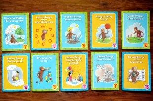 [親子共讀] 小小孩的低幼STEM繪本故事書 全球銷售2700萬冊的好奇𤠣喬治