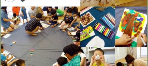 小創客6月台南場活動 孩子老是耳朵沒在聽:森林動物家族同樂會+親子手作森林遊戲板