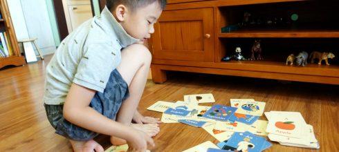 可愛小老鼠字母52張閃卡 Little Mouse's Alphabet Flash Cards 字母遊戲和故事接龍