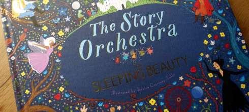 管弦再度悠揚|柴可夫斯基 The Story Orchestra: The Sleeping Beauty睡美人音效書
