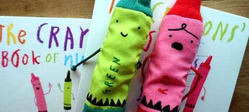 經典中經典|The Crayons強勢回歸,多了蠟筆手指娃,還有MoWillems的爆笑鴿子