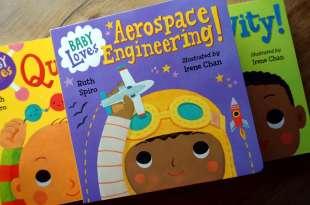 2歲up適合 Baby Loves Science 科學生活化,容易共讀,決定成套入手