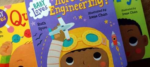 2歲up適合|Baby Loves Science|科學生活化,容易共讀,決定成套入手