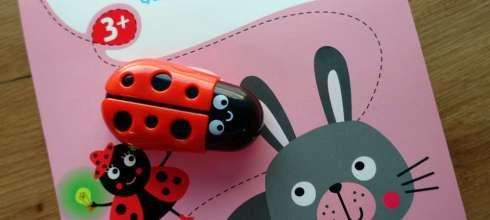 地表最強大的智能機器玩具認知書 My First Steps 蘿拉小瓢蟲帶孩子遊戲中學習