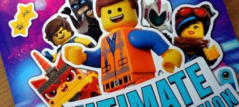 好玩才有專注力 THE LEGO MOVIE 2 樂高玩電影2-貼紙找找書