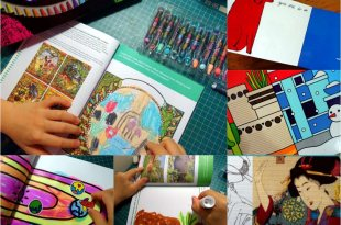 [10顆星推薦] 小孩的6本美術書 I Heart Monet我愛莫內 畫家,建築師與博物館的畫冊和硬頁書