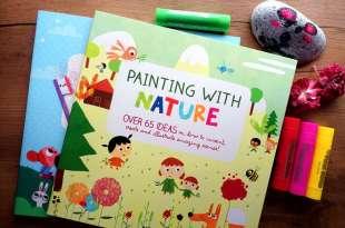 不會畫畫的媽在家也能陪,愛到入手續集 My Little Artist Book 孩子的創意大爆發