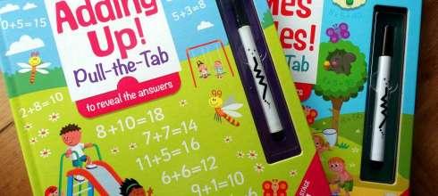 實用數學擦寫教具書|Let's Learn Adding Up! 加法表與乘法表