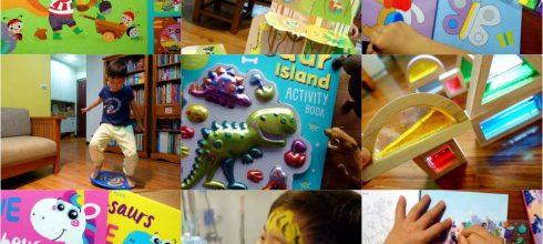 [導讀]5月書單:貼紙遊戲書,硬頁書,立體書屋,TickiT 感統磁吸積木,體能平衡板