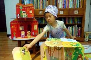 怎麼這麼好玩,無敵大的立體拼圖書屋| Assemble and Play:Animal Homes