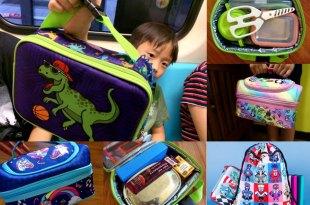 可愛潮!英國fringoo粉酷包|兒童午餐掛提二用包,還可當作小人副食品餐具包