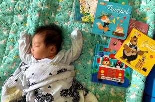 阿紅書單|適合小嬰的親子共讀,歡迎我們的阿紅來了
