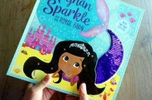 給大寶的共讀書單 Meghan Sparkle & The Royal Baby  當二寶來了時