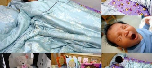 同大爺戒睡覺尿布2個月記錄-有專利尿布墊,用1年多還是很愛的天絲床包(新增寶寶天絲)