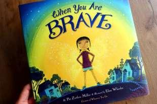 當孩子因環境改變而感到陌生或害怕|When You Are Brave|建議共讀書單
