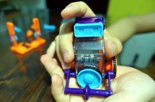 又酷又神奇|Smart LAB Tiny Robots|世界最小機器人|15種變化,讓孩子動手玩STAEM機械
