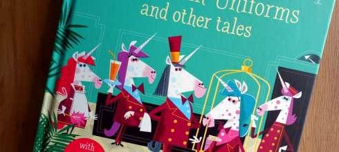自然發音CD故事集 Unicorns in Uniforms and other tales 一本有8個故事