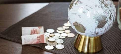 給孩子金錢觀|練習延遲需求與想望|新入手的5吋存錢筒地球儀