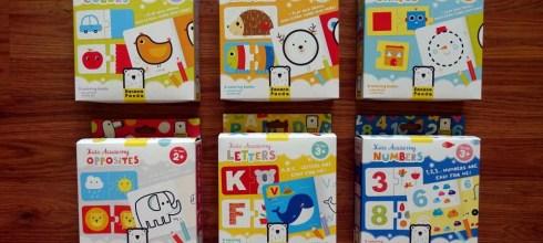 5顆星!美國Banana Panda認知拼圖學習隨行盒 還有著色與遊戲冊