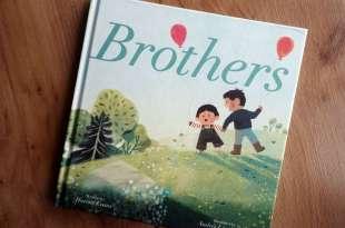 以家人之名|Brothers|我非常推薦給孩子的手足書單