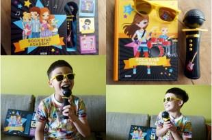 玩到停不下來的搖滾明星遊戲盒|Rock Star Academy|錄音麥克風和超偶眼鏡