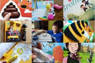 [揪團]9月書團: 硬頁童書,英文讀本,貼紙遊戲書,轉印貼紙書,繪本,錄音麥克風遊戲盒