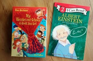 同哥閱讀書單 My Weirder-est School 愛因斯坦的故事