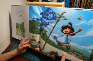 耗時6年完成|描繪三峽之美的《藍色小洋裝》|讓人進入馬賽的精靈世界