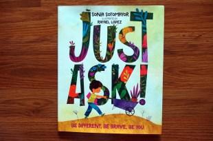 「開口問」,讓你了解而同理|分享好繪本Just Ask