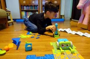 5歲以上適合的STEM科普玩具|Learning Resources機器人博特力|10種不同編程闖關遊戲