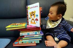 阿紅書單|適合0-5歲的硬頁書大集合:認知,操作,觸摸,故事,童話類一次分享