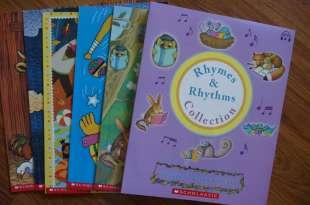 建立孩子的英文耳|Rhymes and Rhythms 自然發音童謠CD書