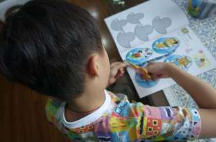 Kumon功文美勞書單 My Book of Easy Crafts動手做遊戲書 還有創意圖畫書