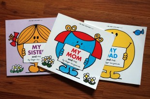 3-7y親子共讀:Mr. Men and Little Miss奇先生妙小姐的家庭教育故事書