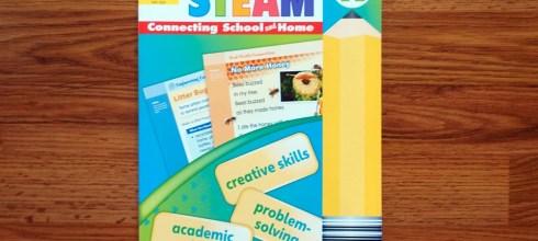 適合3-8歲up|美國Evan-Moor分級教材STEAM|科普主題