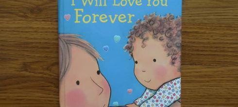 珍惜孩子會黏我們的這幾年●I Will Love You Forever●有洋蔥