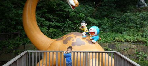 [2014東京親子] 哆啦A夢來了●川崎市-藤子.F.不二雄博物館●