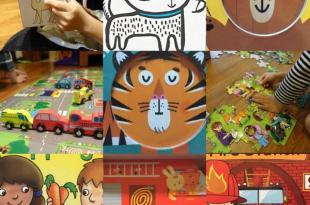 [導讀]12月書單●硬頁書,透光書,車車書,丹麥教具,英國Orchard Toys拼圖及桌遊●