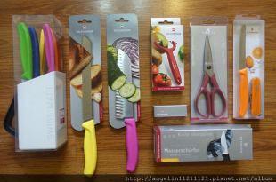 廚房好物●瑞士製造百年刀具-瑞士維氏Victorinox ●意外發現適合小孩用指甲剪